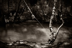 Other Side of the River © db Waltrip