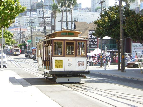 Opinions San Francisco Cable Car System