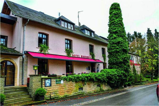 Soirée luxembourgeoise