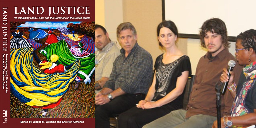 Land Justice with Caiti Hachmyer