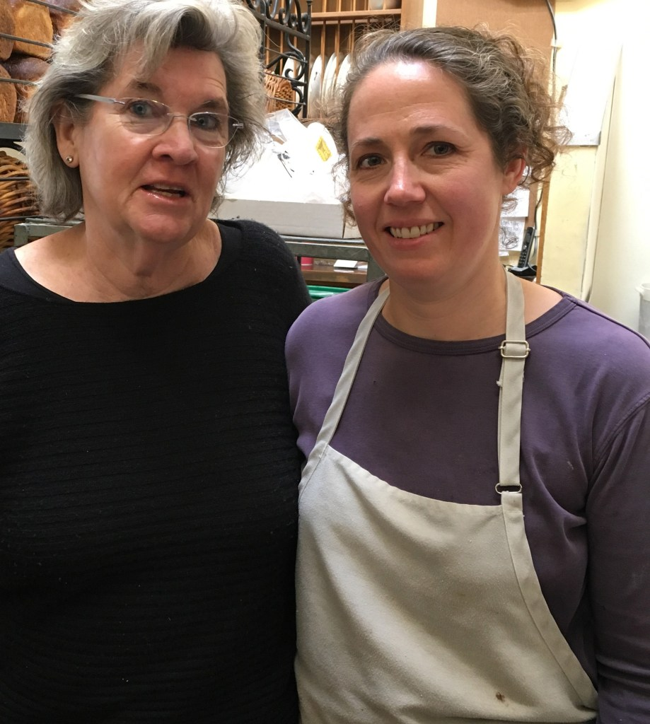 Healdsburg Downtown Bakery – Kathleen Stewart and Anna Mancuso