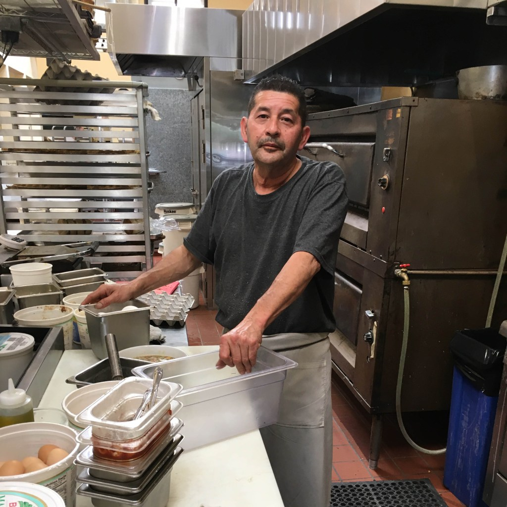 Healdsburg Downtown Bakery – Juan Magana