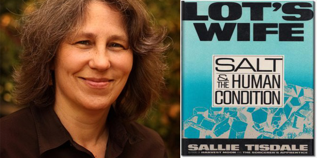 Slow Food Russian River Book Group – Lot's Wife: Salt and the Human Condition, by Sallie Tisdale