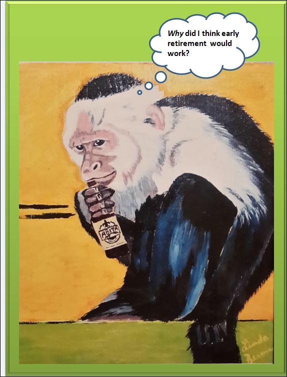 Such a negative monkey...
