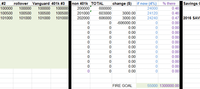 Our Excel planning worksheet – a gift for you!