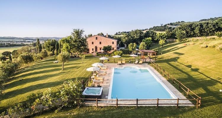 Slow sud il bello e il buono - Agriturismo con piscina marche ...