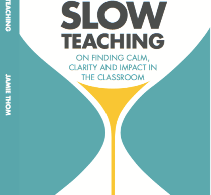 A Slow Teaching Collection
