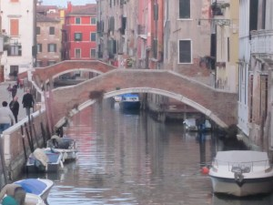 Venice Footbridge