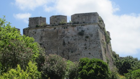 Castle at Pylos