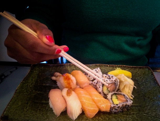 Eat Japanese: RAW Sushi & Grill