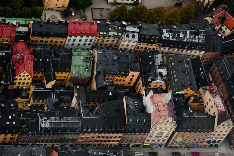 Explore Stockholm Through Virtual Reality
