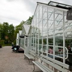 Inside Rosendals Trädgård
