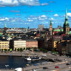 Photos: Early summer around Stockholm