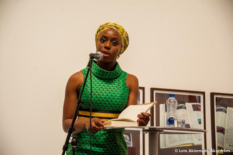 Debut + Photos: Stockholm Literature Festival