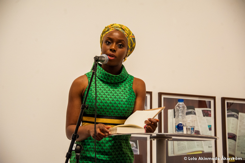 Debut + Photos: Stockholm Literature Festival