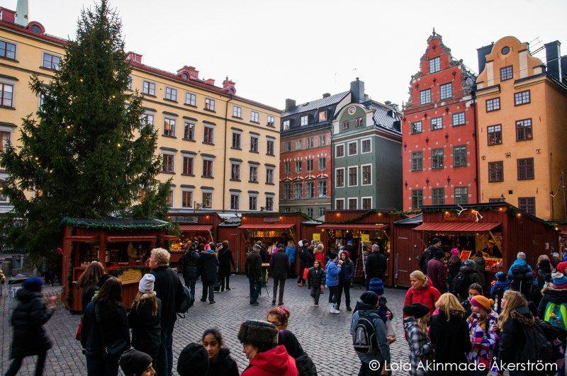 Christmas Markets in Stockholm - Slow Travel Stockholm