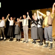 Theatre in Stockholm – The Spuds and Sill