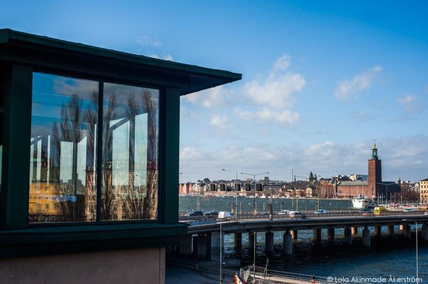 Stockholm skyline, Sweden