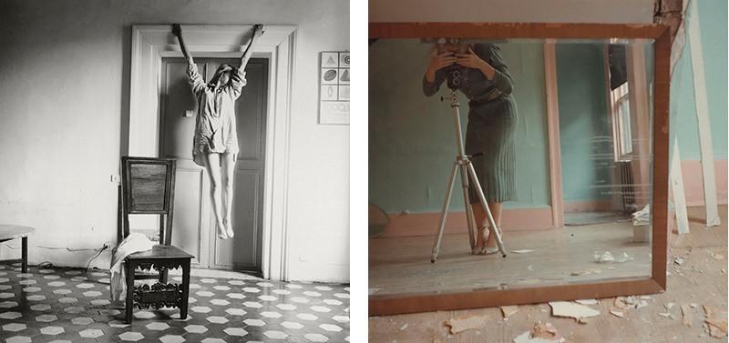 Francesca Woodman | © George och Betty Woodman