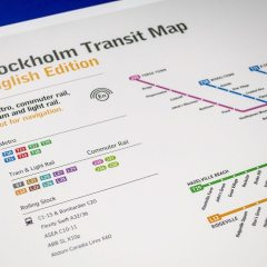 Translating Stockholm's Metro…literally