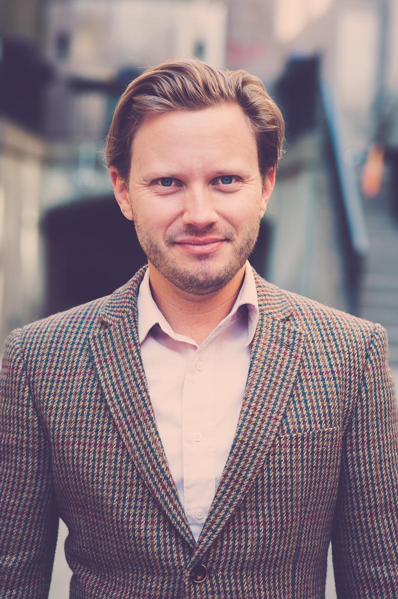 Local Voice: Johnny Friskilä, Travel Guide - Slow Travel Stockholm