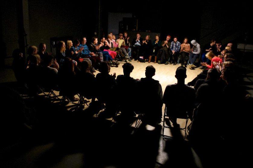 Wild Minds in performance | Photo credit: Helena Tossavainen
