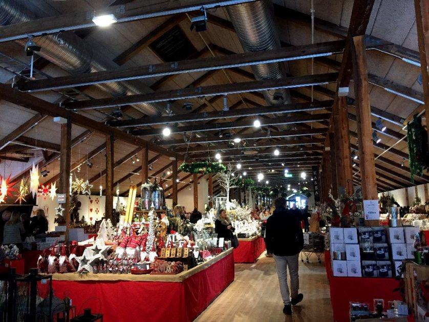Christmas Market at Steninge Slott