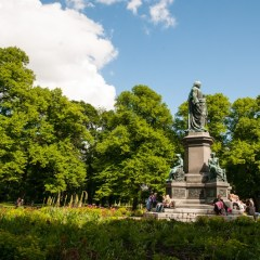Stockholm's Parks and Playgrounds