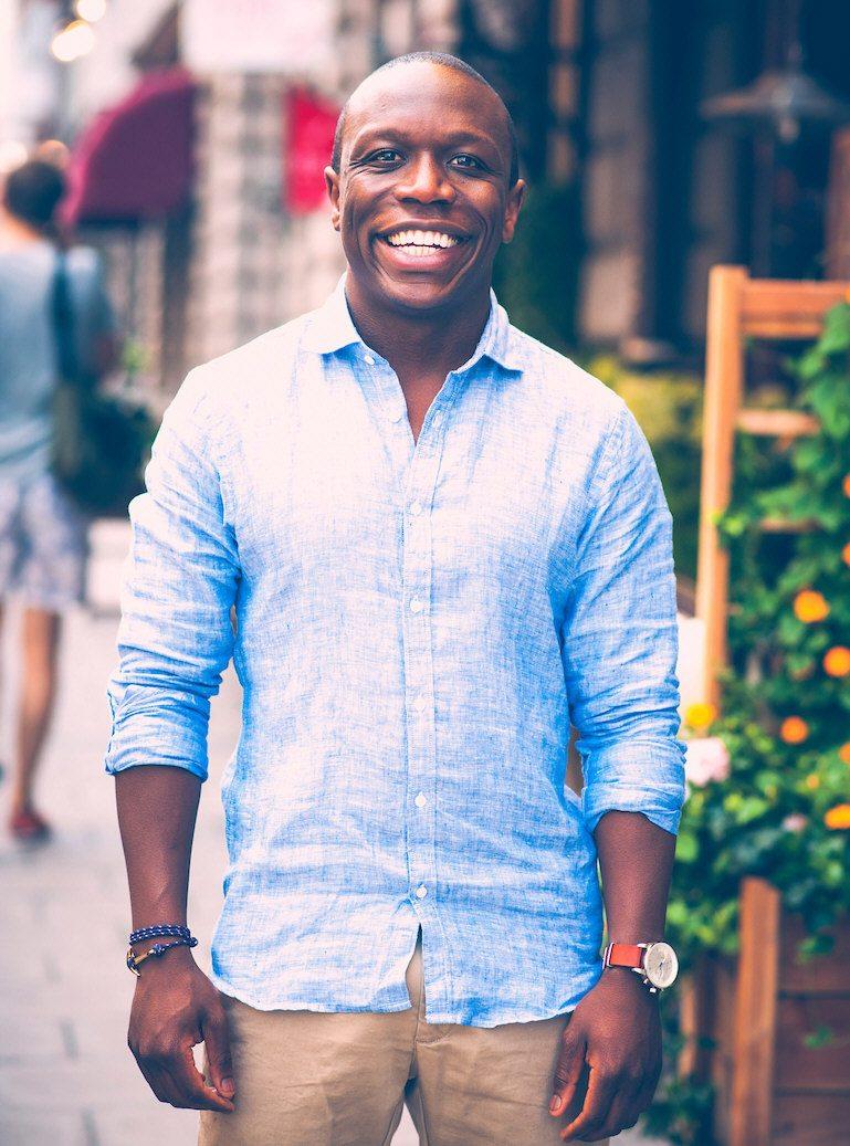 Local Voice: Faizal Luttamaguzi, Entrepreneur - Slow Travel Stockholm
