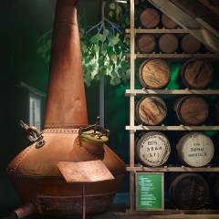 Inside Spritmuseum: The Museum of Spirits