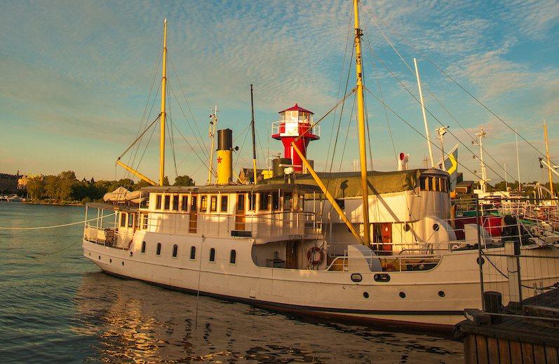 Boat Tours Stockholm Archipelago