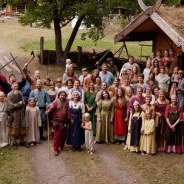 Day Trip: Vikingabyn Storholmen