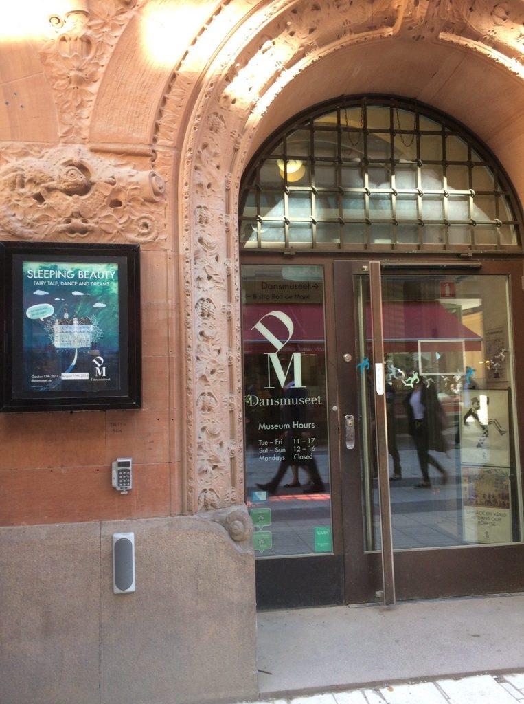 performing arts stockholm