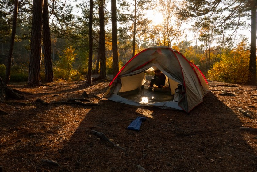 9 Beautiful Spots for Camping Near Stockholm