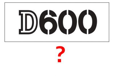 Nikon D600 Entry Full Frame Camera To Be Released?