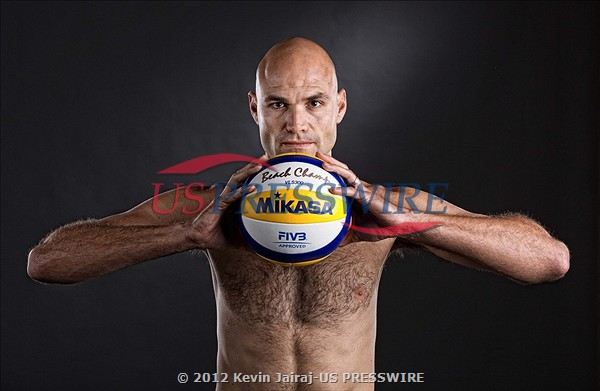 Volleyball Phil Dalhausser 02 by Kevin Jairaj Update: Additional Photos from the US Olympic Media Summit