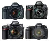 Wedding Photography DSLR Camera Bodies - The Complete Guide