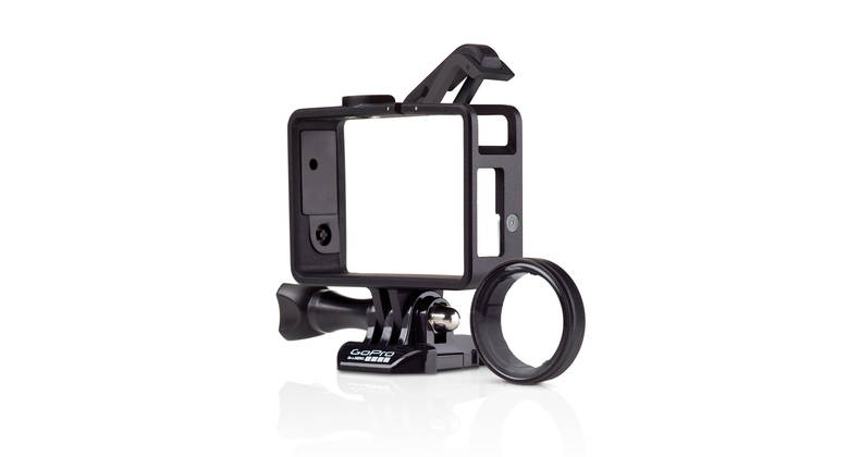 GoPro Announces New Frame Mount For Hero 3 and Hero 3+