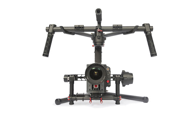 DJI Branches Out, Announces New 'Ronin' Camera Stabilizer