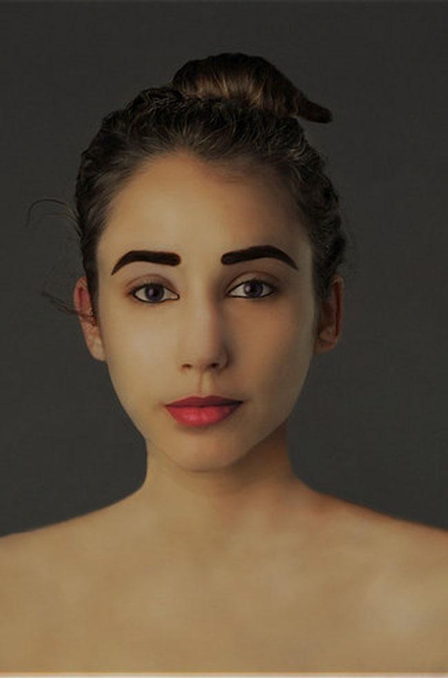 Make Me Beautiful  Photoshop Series Examines Beauty