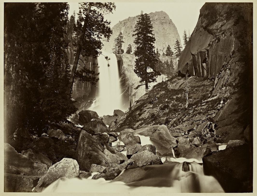 Yosemite Was Saved By Carleton Watkins Landscape Photography