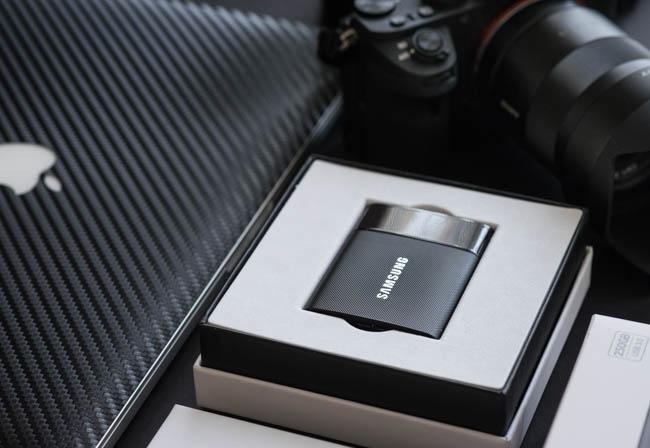 Samsung T1 External SSD - Tiny & Blazing Fast  Review