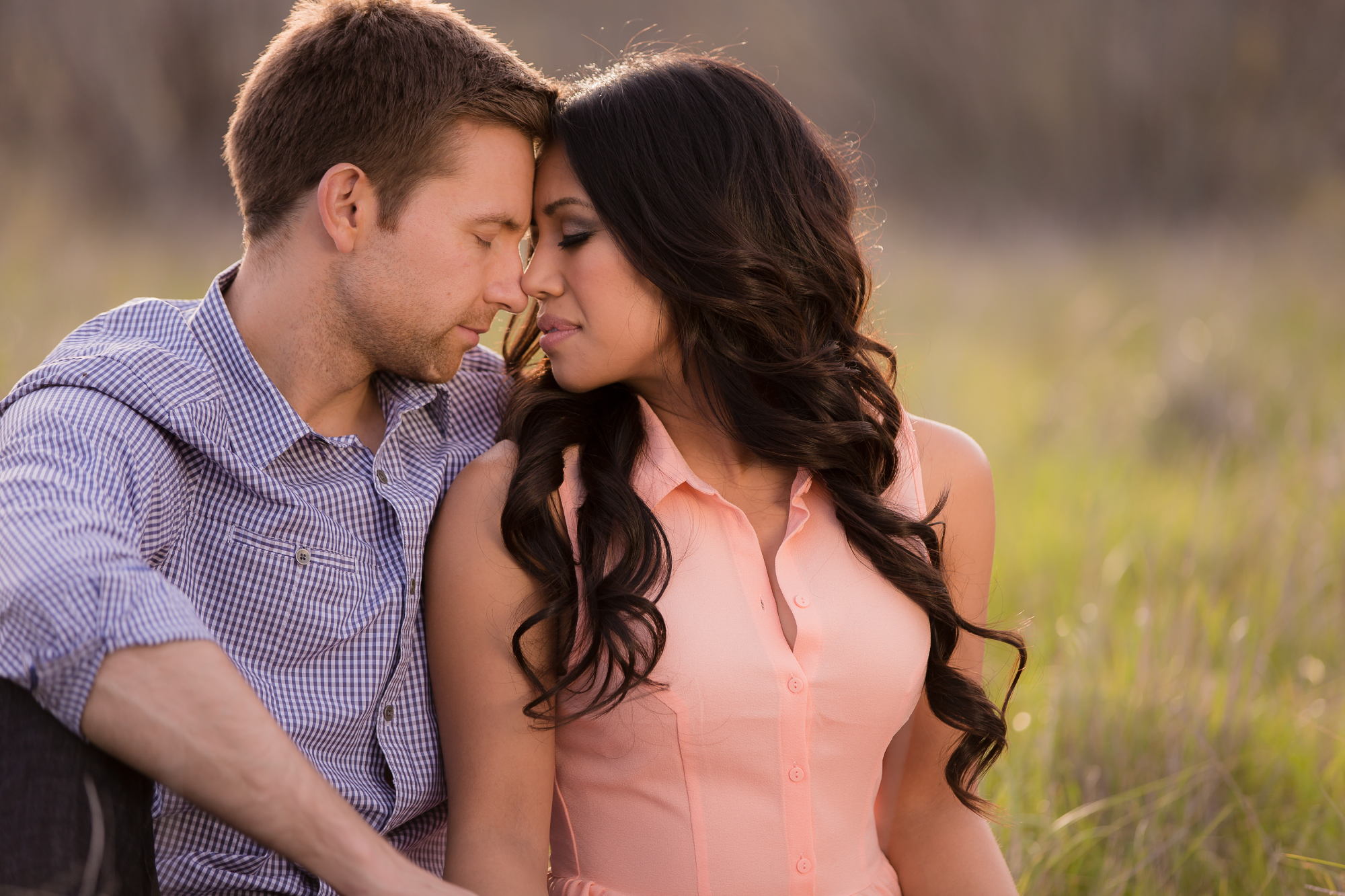 use natural light for outdoor portraits