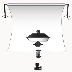 Studio Lighting Diagram Atampt U Verse Connection Creative High Key Wrap Around With Grid