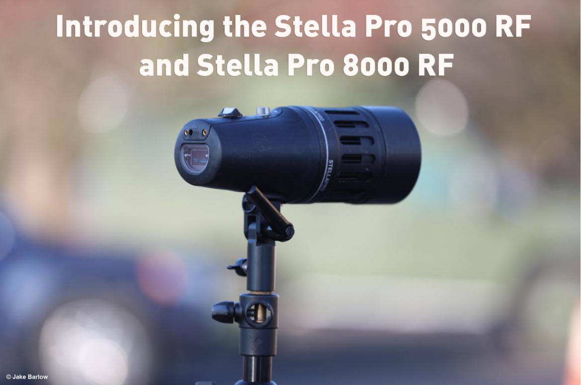 portable continuous lights stella pro rf