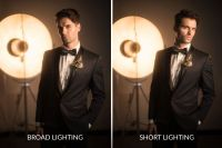 How To Look Thin In Photos By Short Lighting | Minute ...
