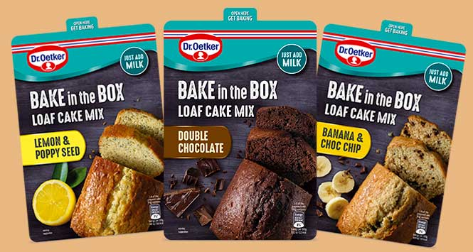 Dr Oetker Thinks Inside The Box Scottish Local Retailer
