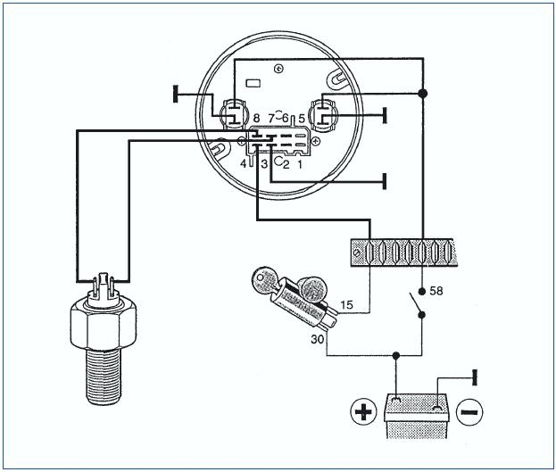 Wiring A Tachometer Wiring A Generator ~ Elsavadorla