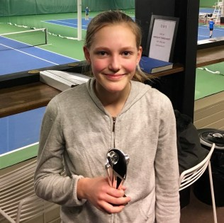 Fredrika Idman gick till Semifinal i FS15 och blev därmed 3:a .