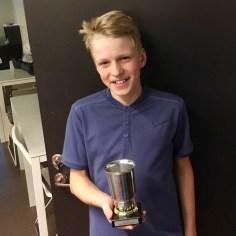 Felix Ljungström vann PS13.